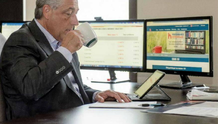technologie hypotheque en ligne