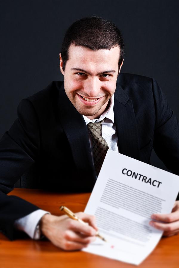 signer hypothèque banquier