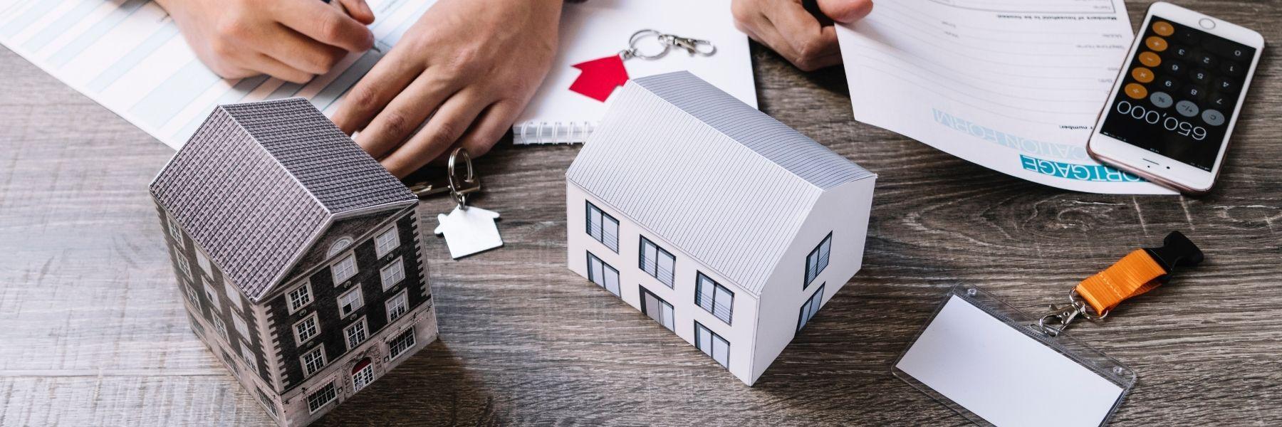 Augmentation des taux hypothécaire en vue