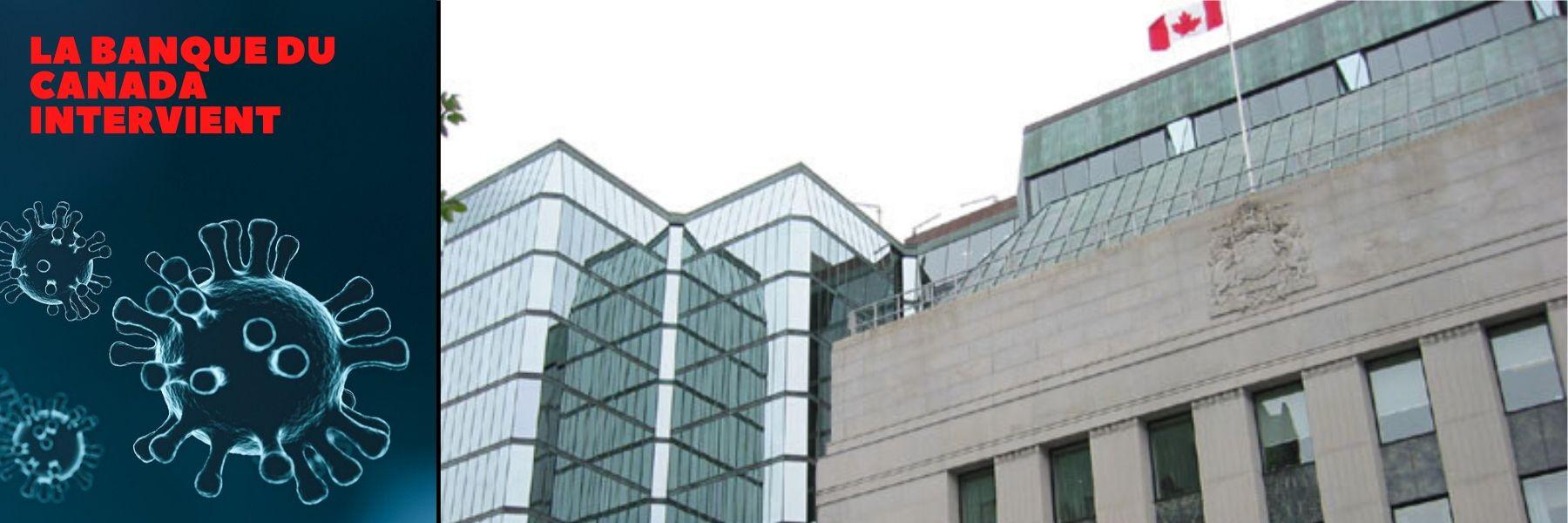 La Banque du Canada abaisse le taux directeur à son plus bas